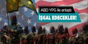ABD YPG ile birlikte Suriye'de işgale başlayacak