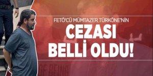 FETÖ'cü Mümtazer Türköne'nin cezası belli oldu