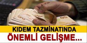 Müezzinoğlu'ndan flaş kıdem tazminatı açıklaması!