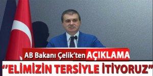 Türkiye'den AB'ye rest!