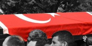Şırnak'ta polis aracı kaza yaptı : 1 şehit, 1 yaralı