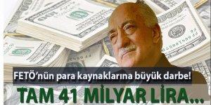 FETÖ şirketlerinin aktifi 41 milyar lira