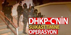 DHKP-C'nin suikast timine operasyon yapıldı