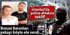 İstanbul'da polise ahlaksız teklif!