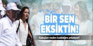 Meltem Cumbul'dan Kılıçdaroğlu'na şov destek!