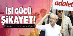 Kılıçdaroğlu Alman basınına Erdoğan'ı şikayet etti