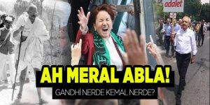 Meral Akşener'den Kılıçdaroğlu'na skandal destek!