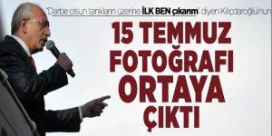 Kılıçdaroğlu'nun 15 temmuz darbe gecesi fotoğrafı ortaya çıktı