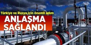 Gazprom ve Botaş anlaştı