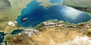Türk Akımı'nın Rusya kesiminde ilk 50 kilometrelik inşaat dün tamamlandı