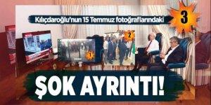 Kılıçdaroğlu'nun 15 Temmuz fotoğraflarındaki ayrıntı dikkat çekti