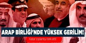Arap Birliği'nde yüksek gerilim!