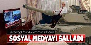 Kılıçdaroğlu'nun 15 Temmuz fotoğrafı sosyal medyayı salladı