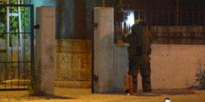 Karabük'te bomba alarmı