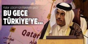 Katar çözüm için harekete geçti!