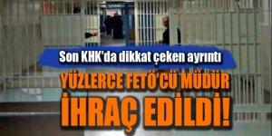 Son KHK'da Dikkat Çeken Ayrıntı! Cezaevlerinde Yüzlerce İhraç Var