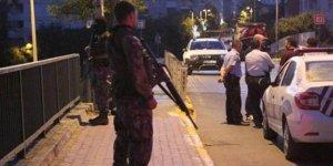 İstanbul'da polise hain saldırı! 1 polis ağır yaralı!