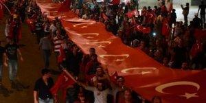 'Milli Birlik Yürüyüşü'nde rekor!