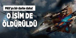 PKK'ya bir darbe daha! O isim de öldürüldü