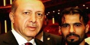 Erdoğan şehidin ikizini yanına koruma olarak aldı