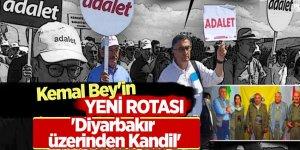 Kemal Bey'in yeni rotası: 'Diyarbakır üzerinden Kandil'