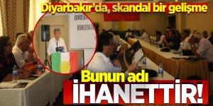 Bunun adı İHANETTİR! Diyarbakır'da, egemenliğimizi tehdit eden 'Bağımsız Kürdistan' için 'Referandum Çalıştayı'!