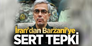 İran'dan Barzani'ye sert tepki