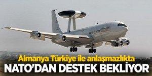 Almanya Türkiye ile anlaşmazlıkta NATO'dan destek bekliyor