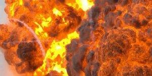 BM Genel Merkezi'nde yangın paniği!