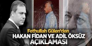 Teröristbaşından Hakan Fidan ve Adil Öksüz açıklaması