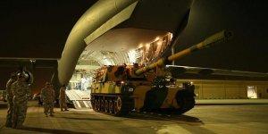 TSK'a Katar'a askeri sevkiyatın tamamlandığını açıkladı