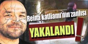 Reina katliamının zanlısı Danimarka'da yakalandı