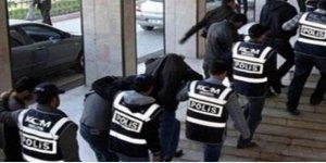 Eski polislere operasyon: Çok sayıda gözaltı