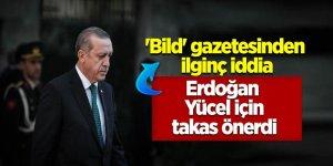 Bild: Erdoğan Yücel için takas önerdi