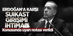 Türkiye, Almanya'yı Erdoğan'a suikast ihtimali konusunda uyardı