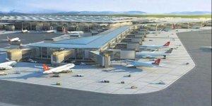 3. Havalimanı'na İlk Uçak Şubat Ayında İnecek