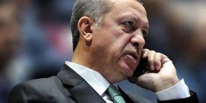 Erdoğan'dan Mescid-i Aksa telefonu!
