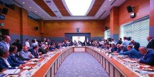İçtüzük değişikliği komisyonda kabul edildi