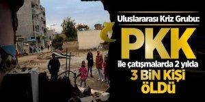 Uluslararası Kriz Grubu: PKK ile çatışmalarda 2 yılda 3 bin kişi öldü