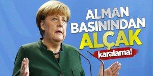 Alman basınından alçak karalama!