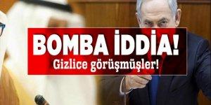 İsrail ve BAE arasında gizli görüşme iddiası!
