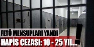 Türkmenistan'da FETÖ mensuplarına 10 ile 25 yıl arasında hapis cezası