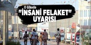 """Libya'da """"insani felaket"""" uyarısı"""