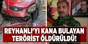 Reyhanlı'yı kana bulayan terörist öldürüldü