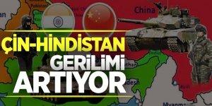 Çin-Hindistan gerilimi artıyor