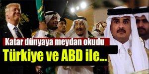 Katar dünyaya meydan okudu! Türkiye ve ABD ile...