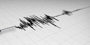 3.2 büyüklüğünde deprem oldu!