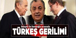 Bahçeli ile Davutoğlu arasında Türkeş gerilimi