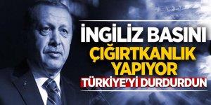 İngiliz basının hedefinde 'Türkiye' var