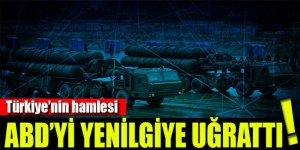 Türkiye'nin hamlesi ABD'yi yenilgiye uğrattı!
